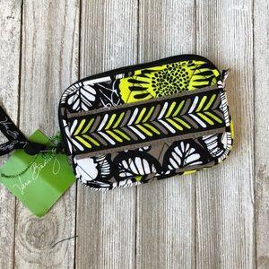 Vera Bradley Citron Tech Case bag wristlet